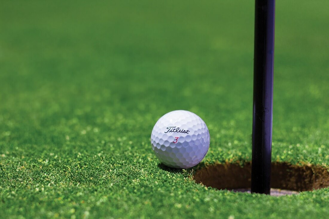 A golf course - because setting up a golf clinic is a great marketing tip for financial advisors