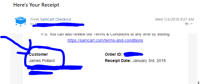 Samcart Outlet Coupon Code
