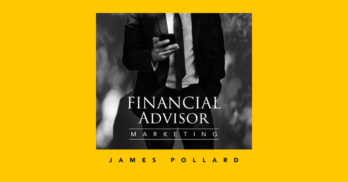 An example of a podcast - great content marketing for financial services firms